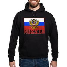 Russian Flag Hoodie