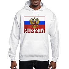 Russian Flag Jumper Hoody