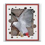 Parrots Tile Coaster