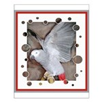 Parrots Small Poster
