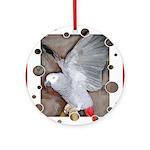 Parrots Ornament (Round)