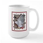 Parrots Large Mug