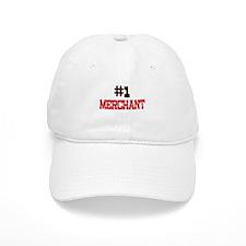 Number 1 MERCHANT Baseball Cap