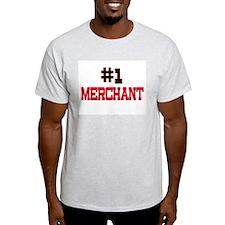 Number 1 MERCHANT T-Shirt