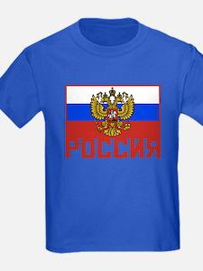 Russian Flag T