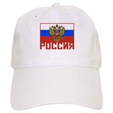 Russian Flag Cap