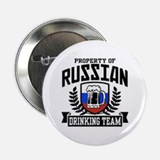 "Russian Drinking Team 2.25"" Button"