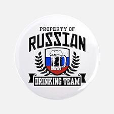 "Russian Drinking Team 3.5"" Button"