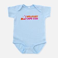 Wellfleet Cape Cod Infant Bodysuit
