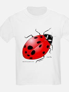 Kids Lady Bug T-Shirt