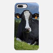 Holstein cow iPhone 7 Plus Tough Case