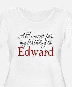 Birthday Edward T-Shirt
