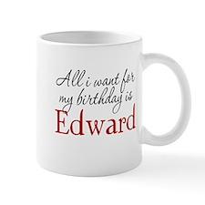 Birthday Edward Mug