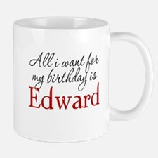 Birthday Edward Mug