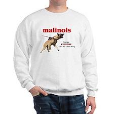 Schutzhund Malinois Sweatshirt