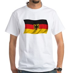 Wavy Germany Flag Shirt