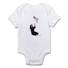 Unique Judith Infant Bodysuit