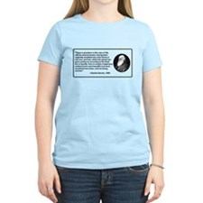 """Darwin Quote - """"Endless forms T-Shirt"""