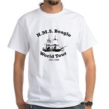 HMS Beagle world tour Shirt