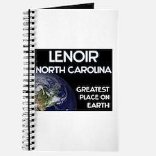 lenoir north carolina - greatest place on earth Jo
