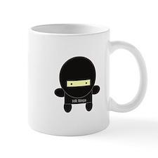 HR Ninja Small Mug