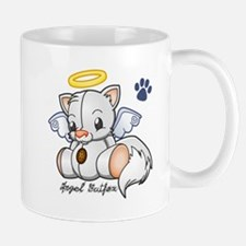 Angel Catfox Mug