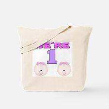 We're 1 Tote Bag
