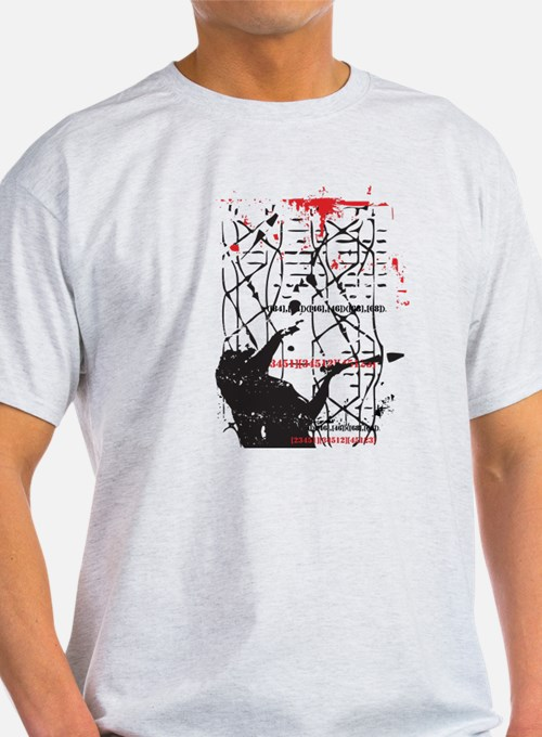 Notation (black) T-Shirt