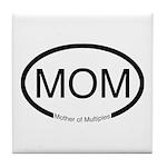 MOM Tile Coaster