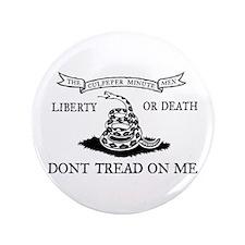 """Culpeper Flag 3.5"""" Button"""