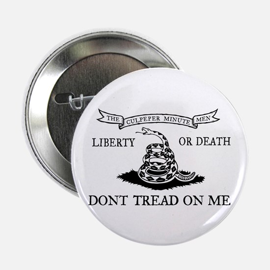 "Culpeper Flag 2.25"" Button (10 pack)"