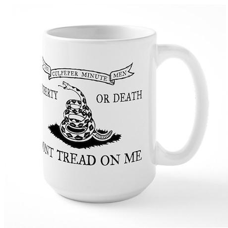 Culpeper Flag Large Mug
