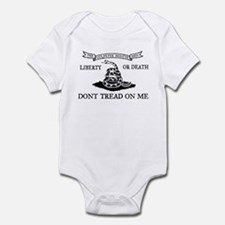 Culpeper Flag Infant Bodysuit