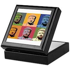Cute Warhol Keepsake Box