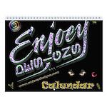 Enjoey Eyes - Custom Wall Calendar