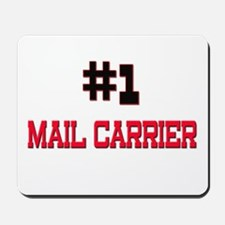 Number 1 MAIL CARRIER Mousepad