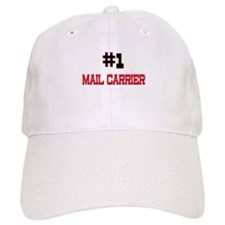 Number 1 MAIL CARRIER Baseball Cap