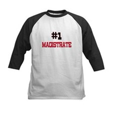 Number 1 MAGISTRATE Tee