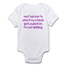 Pinch N Puke Infant Bodysuit