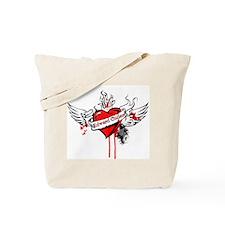 I love Edward Cullen, TEAM EDWARD Tote Bag