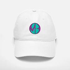 MB Circle Baseball Baseball Cap
