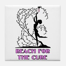 Unique Cancer tree Tile Coaster