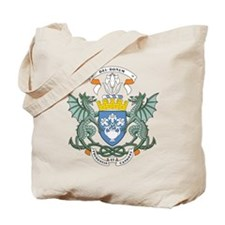 Dundee Coat Of Arms Tote Bag