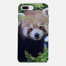 Red Panda iPhone 7 Plus Tough Case
