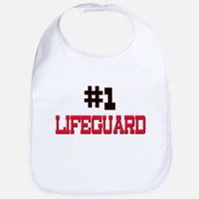 Number 1 LIFEGUARD Bib