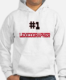 Number 1 LEXICOGRAPHER Hoodie