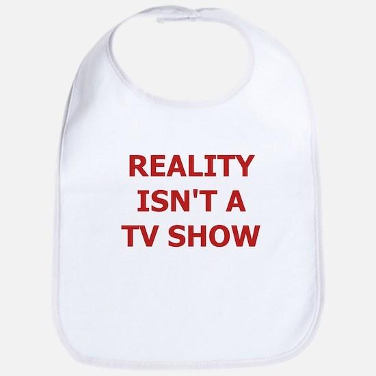 Reality TV Bib
