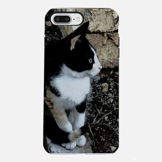 Cat iPhone 7 Plus Tough Case