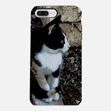 Cute Kitty iPhone 7 Plus Tough Case