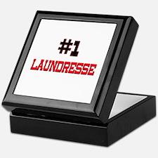 Number 1 LAUNDRESSE Keepsake Box